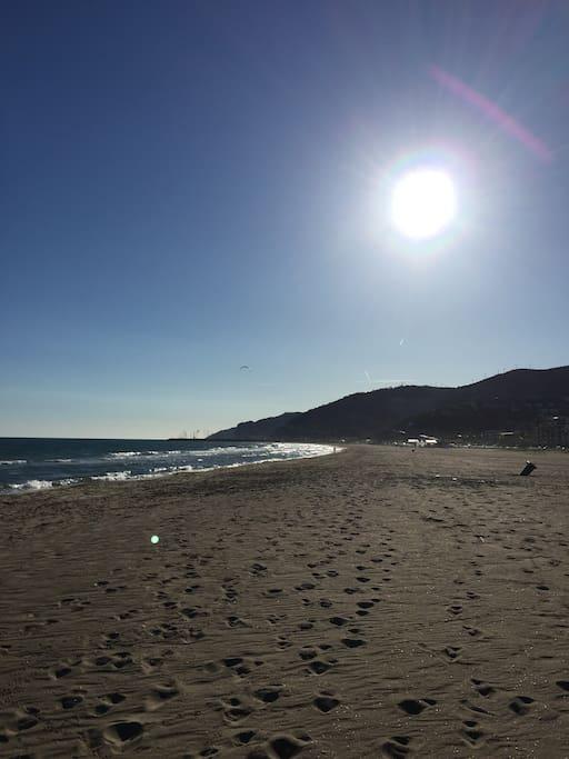 Playa de la Cova Fumada