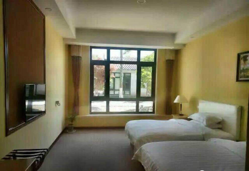 50平大床房