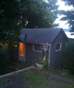 Charming lake cottage near wineries - Branchport