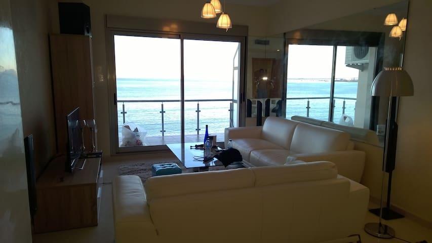 Appartement sur la Méditerranée - Tangier - Appartement