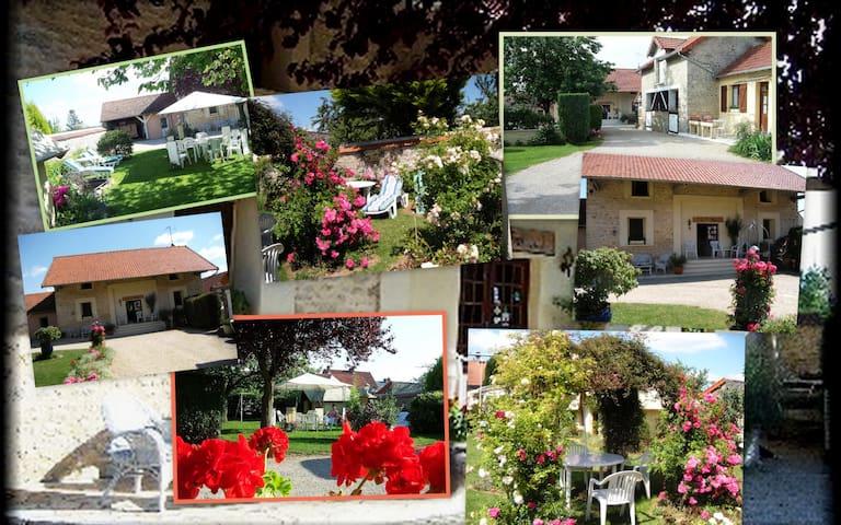La Besace - Sainte-Croix Aisne