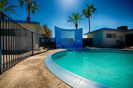 Coachella Fest, Salton Sea Getaway - Apartment
