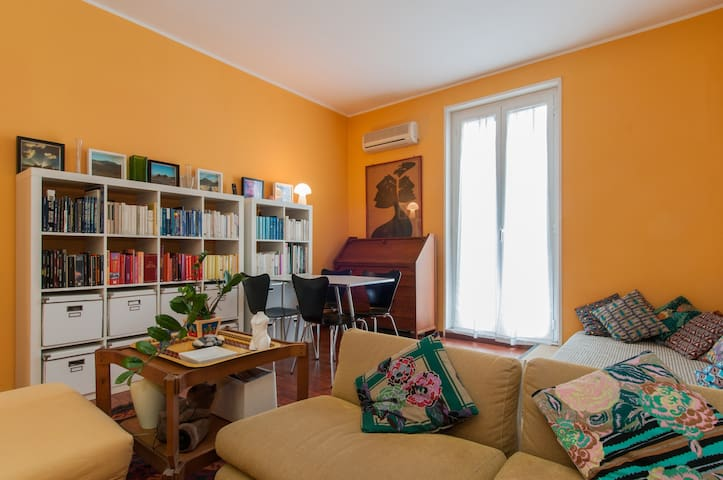 Small loft with a special panorama - Milà - Pis