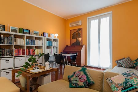 Small loft with a special panorama - Wohnung