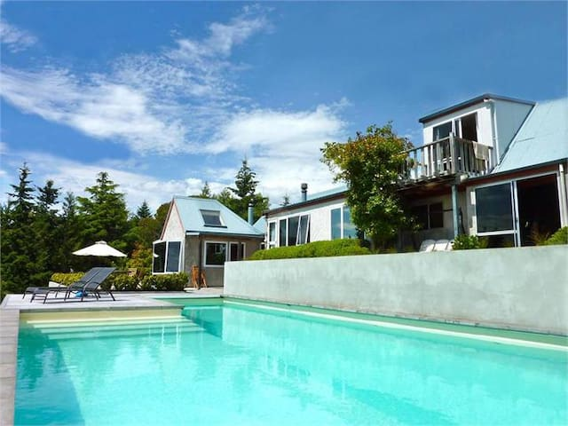 Goldridge - Peaceful & secluded, private pool +spa