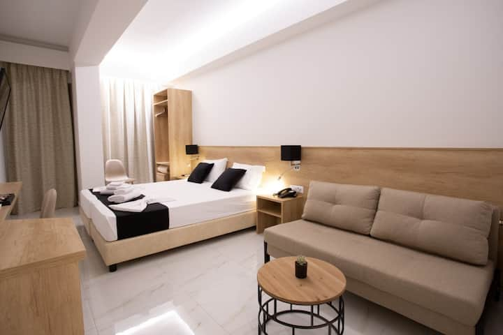 Double Room - Marvel Deluxe Rooms Heraklion