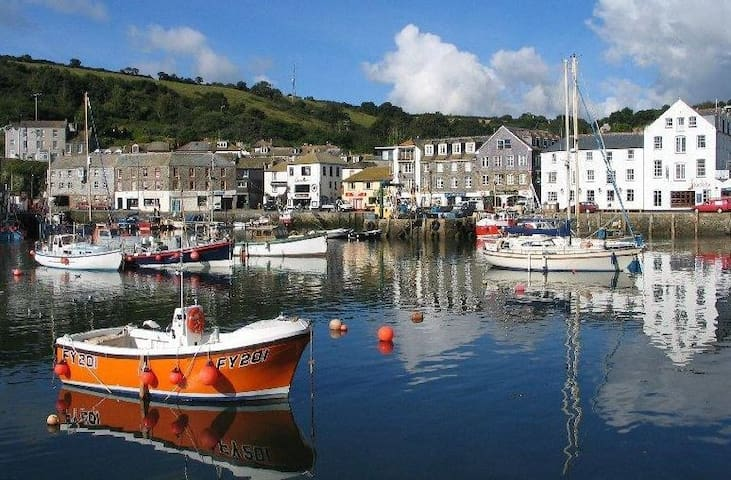Charming Mevagissey cottage - TopHeavy cottage - Mevagissey - Дом