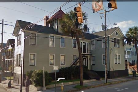 Centrally located Downtown Charleston Duplex