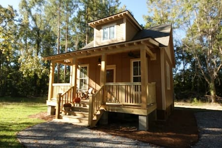 Country Cottage Outside Summerville - Ridgeville - Cabin
