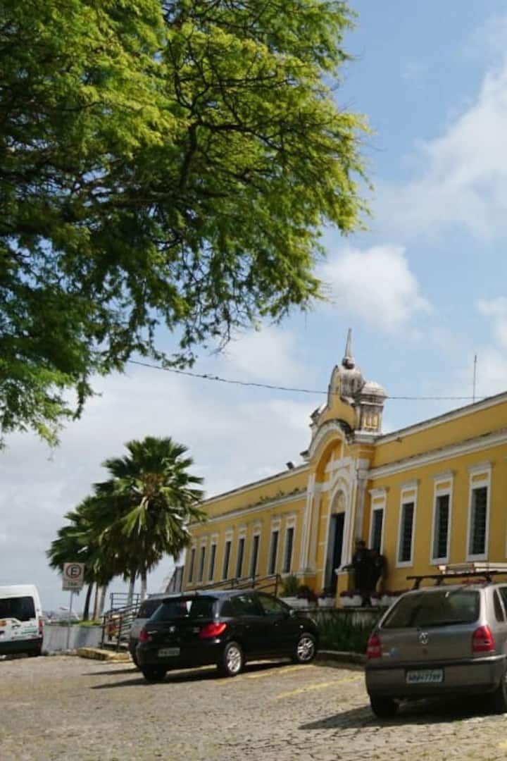 Presidio Central / Centro de artesanato