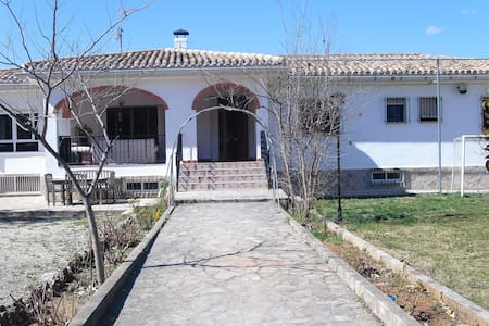 I rent rooms country house - Enguera - Faház