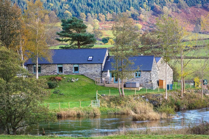 Flyfisher's Cottage (sleeps 6)