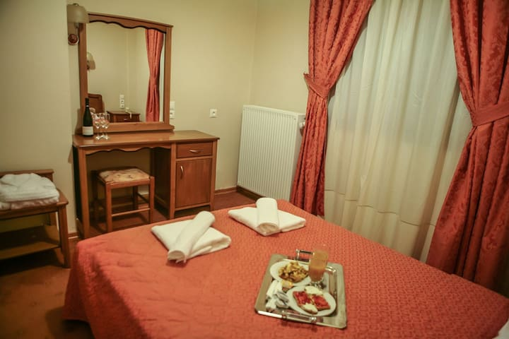 ANAMAR PILIO RESORT-STANDART TWIN OR DOUBLE ROOM - Chania - Bed & Breakfast