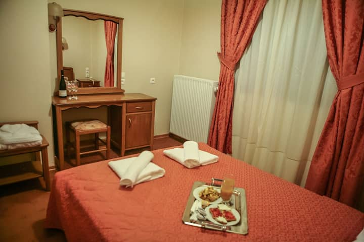 ANAMAR PILIO RESORT-STANDART TWIN OR DOUBLE ROOM