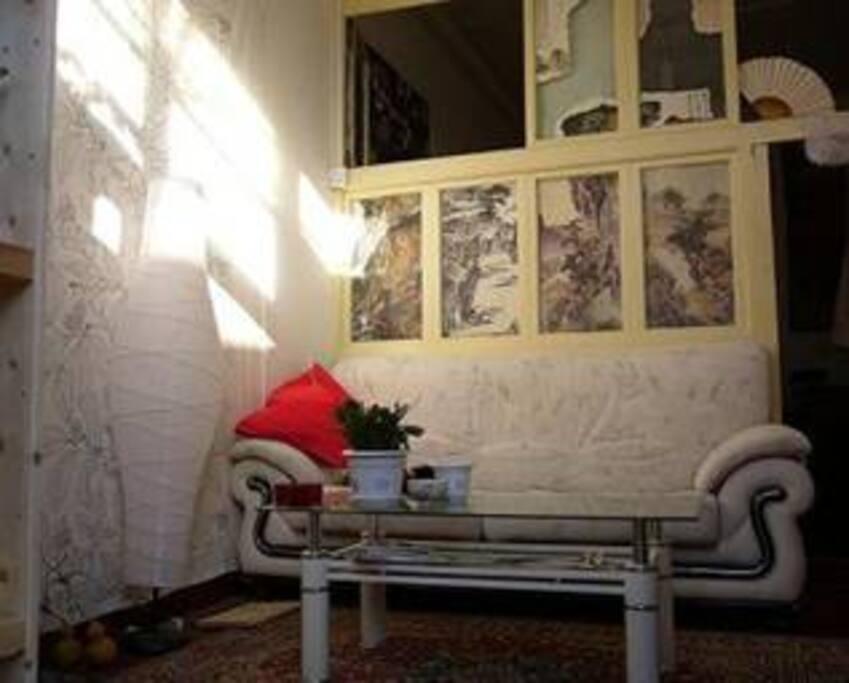 Sitting room,