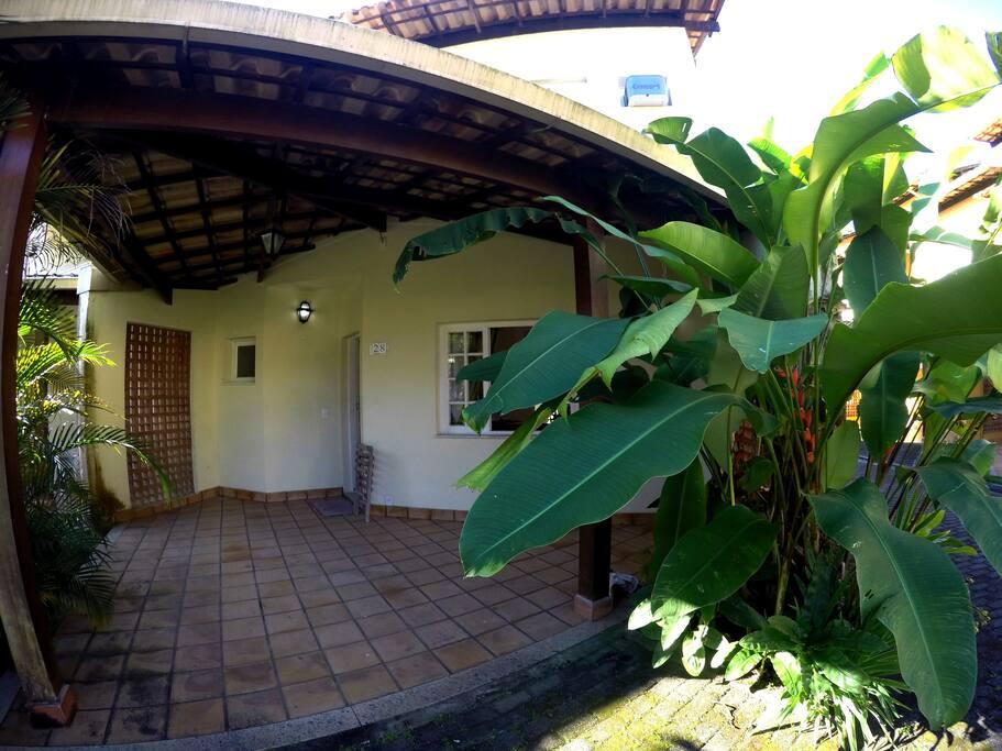 garagem/entrada