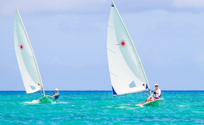Watamu Sailing Club on B&B