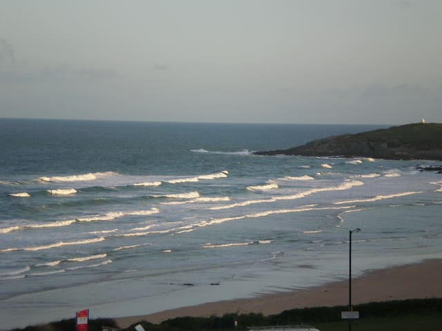 Ocean Spray - Newquay - Flat