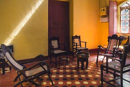 HERITAGE VILLA GOA - Nord-Goa - Villa