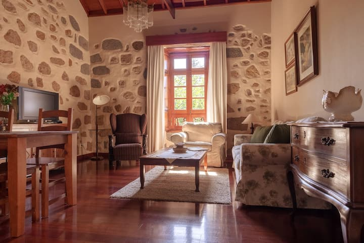 Cozy apartment in the historic center of Teror.