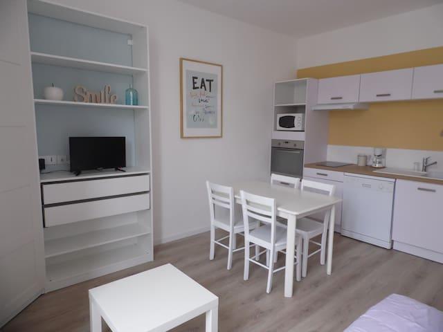 Appartement neuf 30m² à 300m de la plage - Royan - Departamento