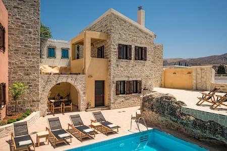 Phaistos Villas - Villa Kastalia - Sivas - วิลล่า
