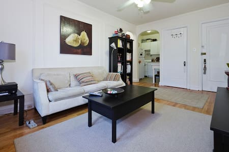Beautiful Lincoln Square  1 Bedroom