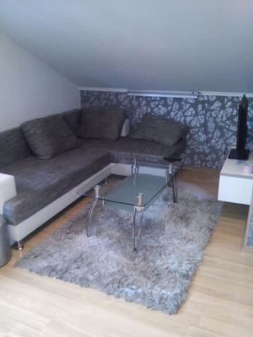 This is a 40 sq.m apartment. - Belgrade - Apartemen