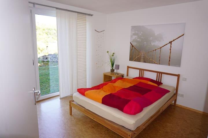Susis Ferienwohnung in Waiblingen, Aussichtslage
