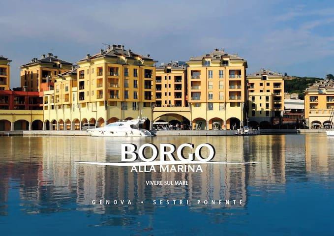 Borgo Alla Marina - Come to live by the sea (2BR)