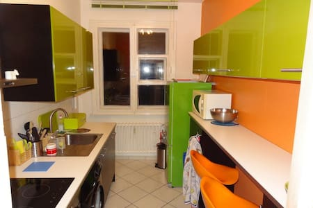 Zoo+Alex in 15 min. Parking 2 Room - Berlino - Appartamento