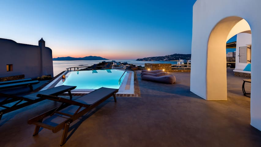 8 Bedroom Villa With Two Private Pools (Panorama)