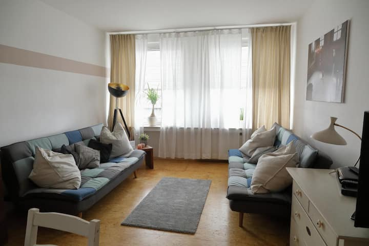 Apartment for your working space , free parking