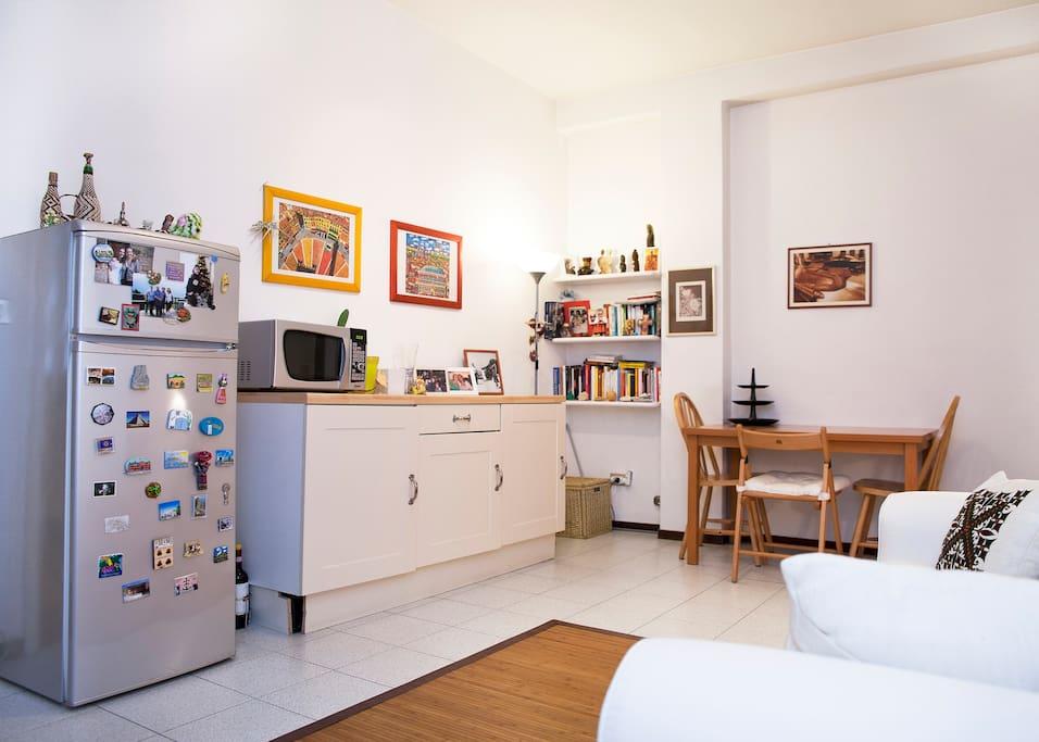 Nice flat Fiera/Tortona District!