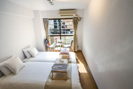 ◆Free WIFI◆Accessible! Comfy room / Samurai J11 - Shinjuku-ku