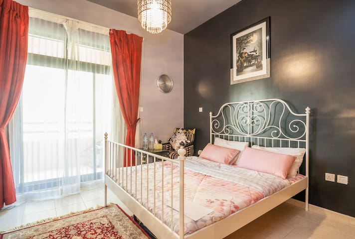 Comfortable Private Room - Дубаи - Квартира