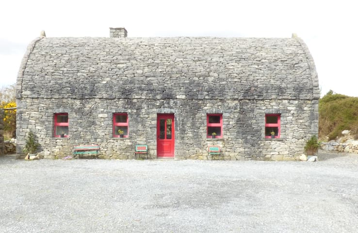 Stone Cottage - Galway - Haus