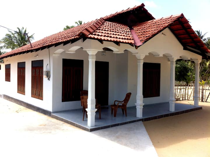 2 Bed Furnished House Kalpitiya