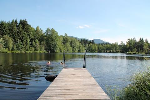 Holiday on the Langerhof Lake View