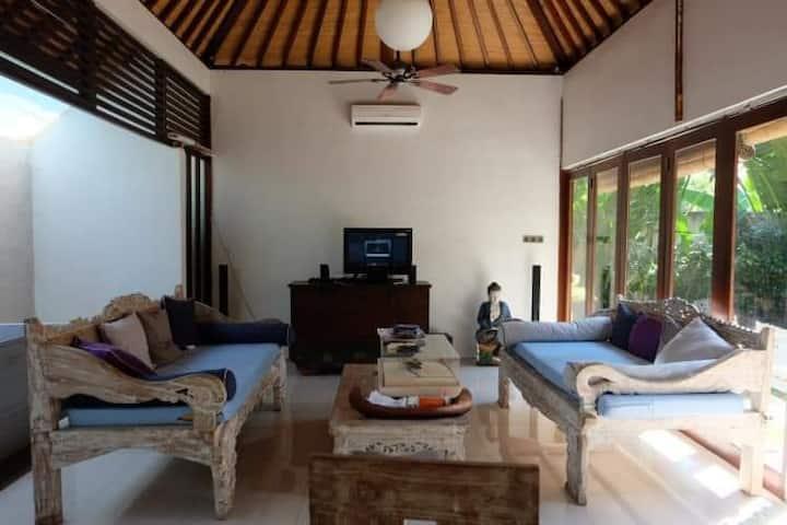 Villa B.Bali Near Sanur Beach