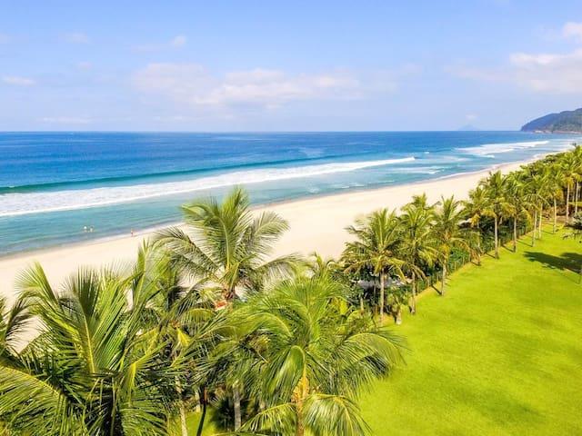 1) Condominio Canto Mar, SUITE MARESIAS, 30m Praia