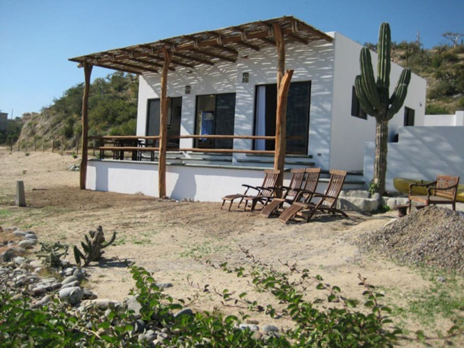 Charming incredible spot with everything you need for the perfect Baja Vacation