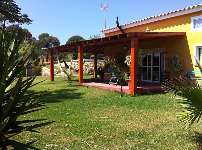 Casa rural caños de meca barbate - Barbate - Villa