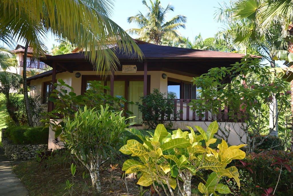 Maison spacieuse, avec grande terrasse