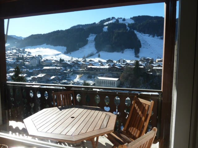 Duplex 2 chambres 4/6 pers + balcon - Morzine - Flat