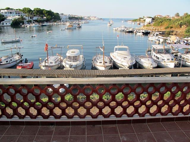 Para los que buscan tranquilidad... - Port d'Addaia - Puerto Luz (Mercadal) - Apartamento