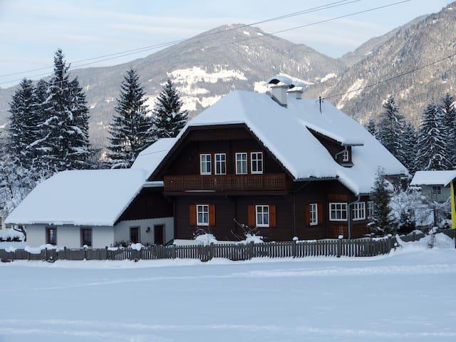 ALMENBLICK - IHR FERIENHAUS! - Kleblach - Lind - Huis