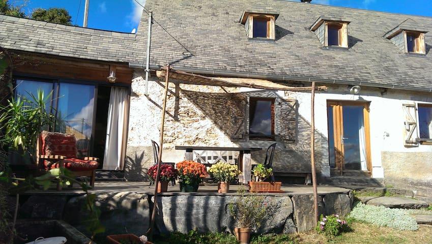 ma maison de montagne (Pyrénées 65) - Asque - Hus