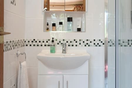 Standard double ensuite rooms - Kent