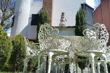 Casa de lago - Cuautitlán Izcalli - Dům